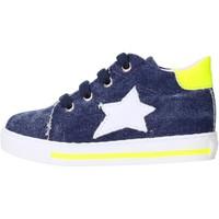 Scarpe Bambino Sneakers basse Falcotto - Polacchino blu SASHA-1C83 BLU