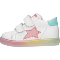 Scarpe Bambino Sneakers basse Falcotto - Polacchino bianco SASHA VL-1N27 BIANCO