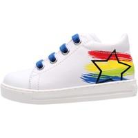 Scarpe Bambino Sneakers basse Falcotto - Polacchino bianco ERIS-0N01 BIANCO