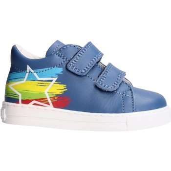 Scarpe Bambino Sneakers basse Falcotto - Polacchino blu ERIS VL-0C03 BLU