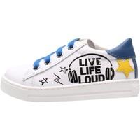 Scarpe Bambino Sneakers basse Falcotto - Sneaker bianco LEVOLA-1N06 BIANCO