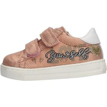 Scarpe Bambino Sneakers Falcotto - Sneaker rosa LEVOLA VL-1M18 ROSA