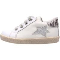 Scarpe Bambino Sneakers basse Falcotto - Sneaker bianco ASPASIA-1N02 BIANCO