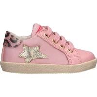 Scarpe Bambino Sneakers basse Falcotto - Sneaker rosa ASPASIA-1M30 ROSA