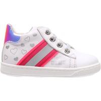 Scarpe Bambino Sneakers Falcotto - Polacchino bianco ADALYNN-1N02 BIANCO