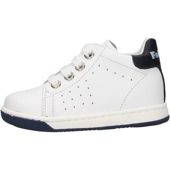 Scarpe Bambino Sneakers basse Falcotto - Polacchino bianco ADAM-1N07 BIANCO