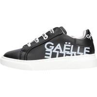 Scarpe Bambino Sneakers basse GaËlle Paris - Sneaker nero G-620 NERO