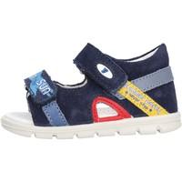 Scarpe Bambino Sandali Falcotto - Sandalo blu BAREL-1C67 BLU