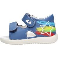 Scarpe Bambino Sandali Falcotto - Sandalo azzurro BARRAL-0C03 AZZURRO
