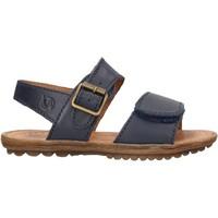 Scarpe Bambino Sandali Naturino - Sandalo blu KENNY-0C02 BLU