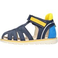 Scarpe Bambino Sandali Balducci - Sandalo blu CITA 4351 BLU