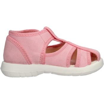 Scarpe Bambina Sandali Balducci - Sandalo rosa CITA 4650 ROSA
