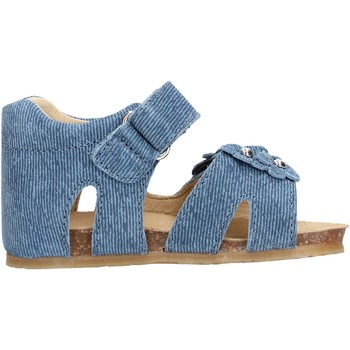 Scarpe Bambino Sandali Falcotto - Sandalo jeans SABISA-0C06 BLU