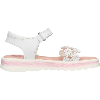 Scarpe Bambina Sandali Pablosky - Sandalo bianco 493200 BIANCO