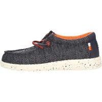 Scarpe Bambino Sneakers Hey Dude - Sneaker grigio WALLY YOUTH 2118 BLU