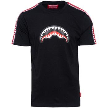 Abbigliamento Bambino T-shirt maniche corte Sprayground - T-shirt nero 20SPY374 NERO