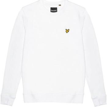 Abbigliamento Uomo Felpe Lyle E Scott - Felpa bianco ML424VTR-626 BIANCO