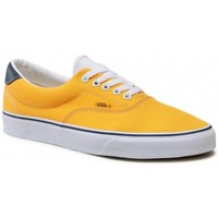 Scarpe Sneakers basse Vans eRA 59 Giallo