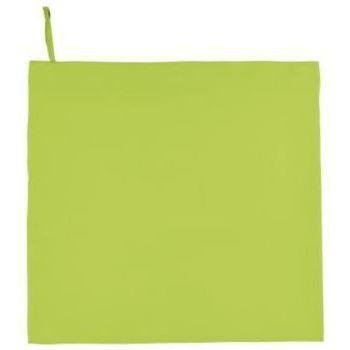 Casa Asciugamano e guanto esfoliante Sols ATOLL 100 Verde Verde
