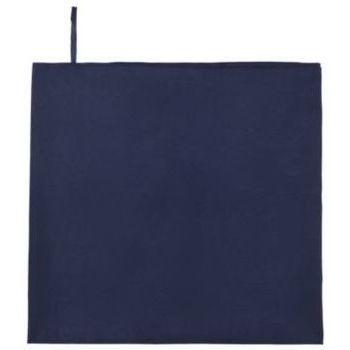 Casa Asciugamano e guanto esfoliante Sols ATOLL 100 French Marino Azul