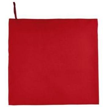 Casa Asciugamano e guanto esfoliante Sols ATOLL 100 Rojo Rojo