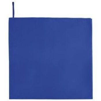 Casa Asciugamano e guanto esfoliante Sols ATOLL 100 Azul Royal Azul