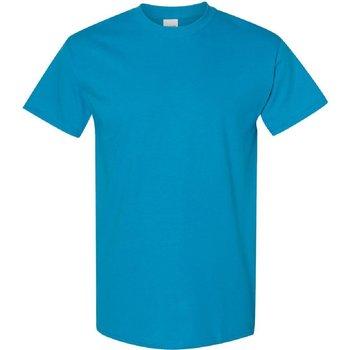 Abbigliamento Uomo T-shirt maniche corte Gildan 5000 Zaffiro