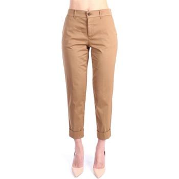 Abbigliamento Donna Chino Berwich TF0599X 4205 Chino Donna Canvas/beige Canvas/beige