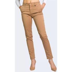 Abbigliamento Donna Chino Ak F777XBAMARIA SABBIA-UNICA - PA  Beige