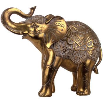 Casa Statuette e figurine Signes Grimalt Elefante Dorado