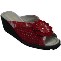 Scarpe Donna Ciabatte Angela Calzature ANSANGC1725rosso rosso