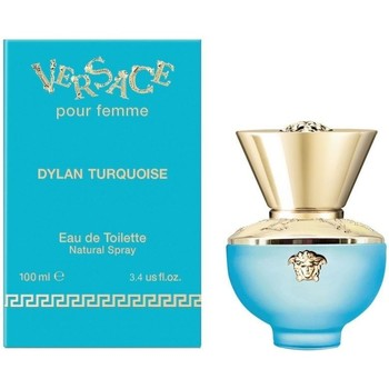 Bellezza Donna Eau de parfum Versace Dylan Turquoise - colonia - 100ml - vaporizzatore Dylan Turquoise - cologne - 100ml - spray