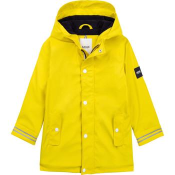 Abbigliamento Unisex bambino giacca a vento Aigle PAULA Giallo