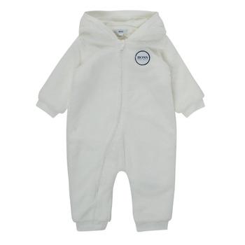 Abbigliamento Bambino Piumini BOSS SAMILA Bianco