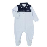 Abbigliamento Bambino Pigiami / camicie da notte BOSS FILOMENA Blu