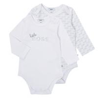 Abbigliamento Bambino Pigiami / camicie da notte BOSS SEPTINA Bianco