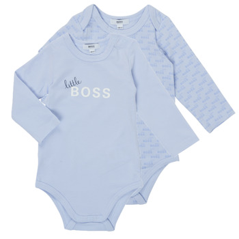 Abbigliamento Bambino Pigiami / camicie da notte BOSS SEPTINA Blu
