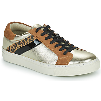 Scarpe Donna Sneakers basse Betty London PITINETTE Oro