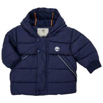 Abbigliamento Bambino Piumini Timberland ASSAGAC Marine