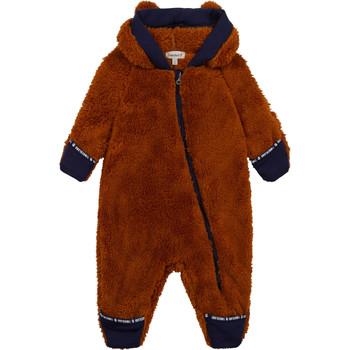 Abbigliamento Bambino Piumini Timberland AGNATE Marrone