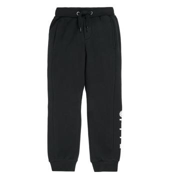 Abbigliamento Bambino Pantaloni da tuta Timberland AGNET Nero