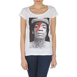 Abbigliamento Donna T-shirt maniche corte Eleven Paris KALIFA W Bianco