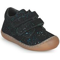 Scarpe Bambina Sneakers basse Citrouille et Compagnie PIOTE Blu