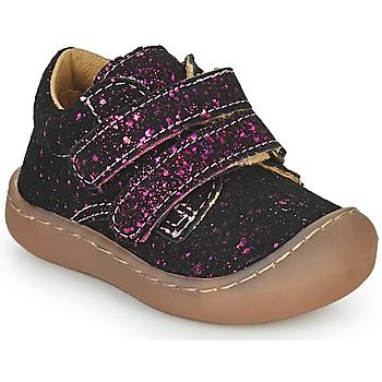 Scarpe Bambina Sneakers basse Citrouille et Compagnie PIOTE Fucsia