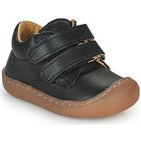 Scarpe Unisex bambino Sneakers alte Citrouille et Compagnie PIOTE Nero