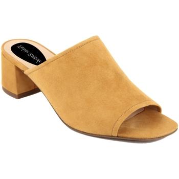Scarpe Donna Ciabatte Fashion Attitude  Giallo