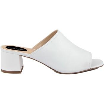 Scarpe Donna Ciabatte Fashion Attitude  Bianco