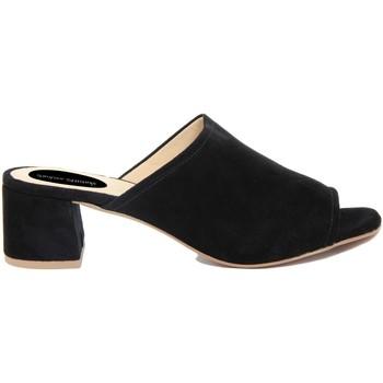 Scarpe Donna Ciabatte Fashion Attitude  Nero