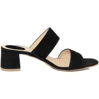 Scarpe Donna Sandali Fashion Attitude  Nero