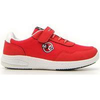Scarpe Bambino Sneakers basse Max Dillan 116565 ROSSO